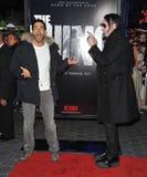 Eli Roth, Marilyn Manson Stock Image