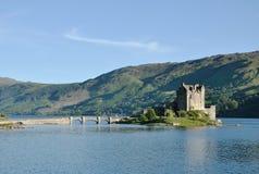 Elian Donan Castle Stock Image