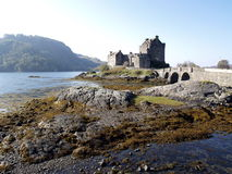 Elian Donan castle Stock Photo