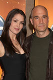 Elias Koteas,Michelle Borth Royalty Free Stock Images