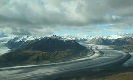 elias parku narodowego st wrangell Zdjęcie Royalty Free