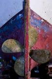 Elica d'ottone Fotografia Stock Libera da Diritti