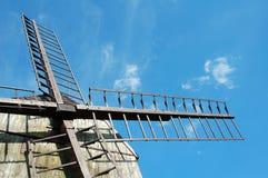 Elica del mulino a vento Fotografia Stock