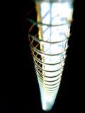 elica del taccuino a spirale Fotografia Stock