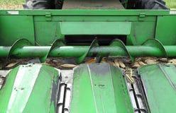 Elica del trasportatore di vite del metallo Immagine Stock Libera da Diritti