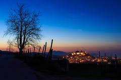 Elicona de Montalbano photographie stock