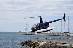 Elicottero. Immagini Stock Libere da Diritti