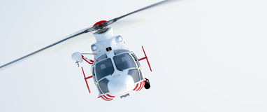 elicottero Fotografie Stock Libere da Diritti