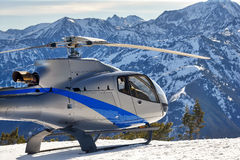 Elicottero Baikal Immagini Stock