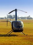 Elicottero chiaro Fotografia Stock