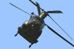 Elicottero del Chinook fotografie stock libere da diritti