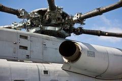 Elicottero del USMC Fotografia Stock Libera da Diritti
