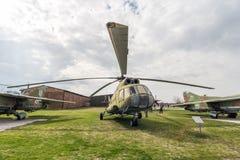 Elicottero dell'anca di MI 8T Immagine Stock Libera da Diritti