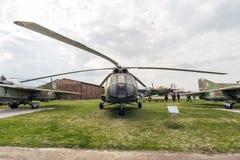 Elicottero dell'anca di MI 8T Fotografie Stock Libere da Diritti