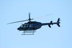 Elicottero della Bell Immagine Stock Libera da Diritti