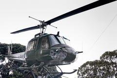 Elicottero della guerra del vietnam Fotografie Stock Libere da Diritti