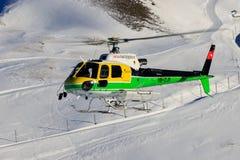 Elicottero dello svizzero di Eurocopter AS350 B3 HB-ZJP Immagine Stock Libera da Diritti