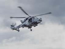 Elicottero di Lynx Mk 8 Immagini Stock