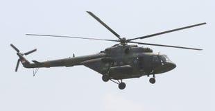 Elicottero di MI 17 Immagini Stock