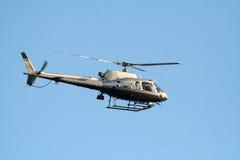 Elicottero di polizia Fotografia Stock