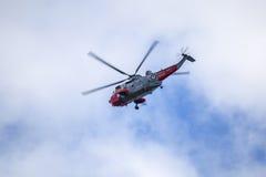 Elicottero di RAF fotografia stock libera da diritti