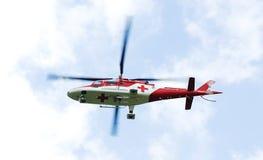 Elicottero di salvataggio Fotografia Stock Libera da Diritti