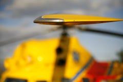 Elicottero di salvataggio immagine stock