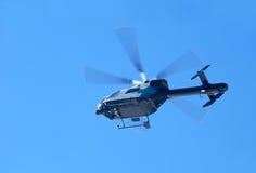 Elicottero di salvataggio della montagna Fotografia Stock