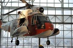 Elicottero di Sikorsky HH-52 Seaguard Fotografia Stock