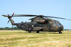 Elicottero di trasporto di Sikorsky CH-53 dell'esercito della Germania Fotografia Stock