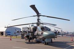 Elicottero Ka-52 Fotografia Stock