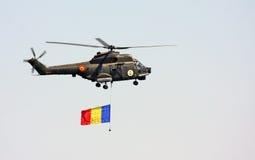 Elicottero militare Fotografie Stock