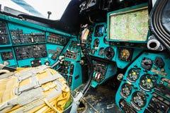 Elicottero multiuso sovietico russo di trasporto Fotografia Stock Libera da Diritti