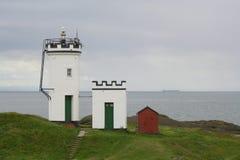 Elie Ness Lighthouse Image libre de droits