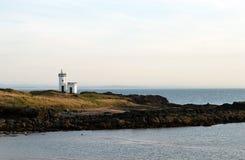 Elie Ness Lighthouse, Elie, Fife, Scotland Stock Photography