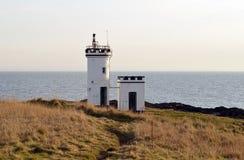 Elie Ness Lighthouse, Elie, Fife, Scotland Royalty Free Stock Photography