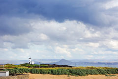 Elie Ness Lighthouse, Scotland Royalty Free Stock Image