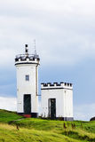 Elie Ness Lighthouse Royalty Free Stock Photos