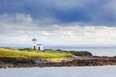 Elie Ness Lighthouse Stock Photo