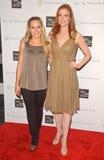 Elie Tahari, Kristen Bell, Marcia Cross Stock Image