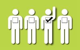 Elegir a la persona adecuada