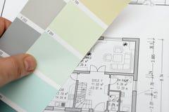elija el color Foto de archivo libre de regalías