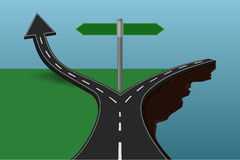 Elija el concepto correcto o incorrecto de la manera stock de ilustración