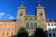 Elijah church in Copenhagen Stock Photos