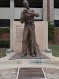 Elijah Pierce Statue Royalty Free Stock Image