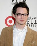 """Elijah Wood. Los Angeles Film Festival Opening Night """"Down in the Valley""""  ArcLight Cinerama Dome Los Angeles, CA June 16, 2005 Royalty Free Stock Photo"""