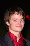 Elijah Wood. Actor ELIJAH WOOD at party in Cannes to promote his new movie The Lord of the Rings. The party was held in the medieval Chateau de Castellaras in Royalty Free Stock Photography