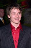 Elijah Wood. Actor ELIJAH WOOD at party in Cannes to promote his new movie The Lord of the Rings. The party was held in the medieval Chateau de Castellaras in Royalty Free Stock Images
