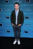 Elijah Wood at Disney XD's. Elijah Wood  at Disney XD's Tron: Uprising Press Event, DisneyToon Studios, Burbank, CA 05-12-12 Stock Images