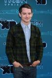 Elijah Wood kommt im Disney XD an   Lizenzfreie Stockfotos